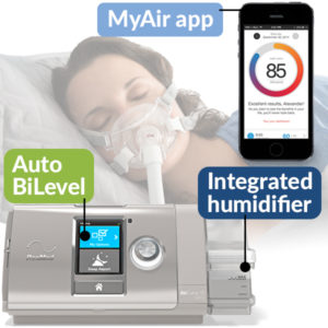 ResMed-AirCurve-auto-BiLevel-bipap-Machine with HumidAir-4