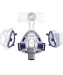 ResMed Mirage™ SoftGel and Mirage Activa™ LT Convertable Pack CPAP Mask with Headgear