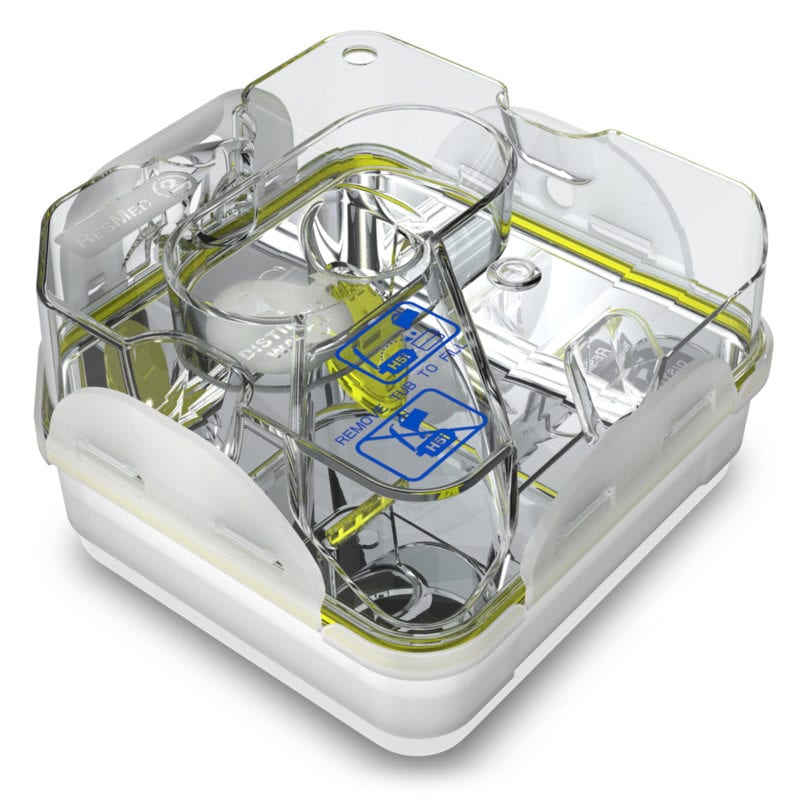 Replacement Standard H5i Heated Humidifier Water Chamber Tub For Resmed S9 CPAP Machine