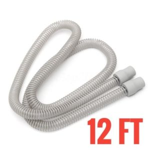 Replacement 12 Foot Long Ultra-Light 15mm SlimLine Hose Tubing For ResMed AirSense™ 10, AirCurve™ 10, S9™ and AirStart™ 10 CPAP /BiPAP Machines