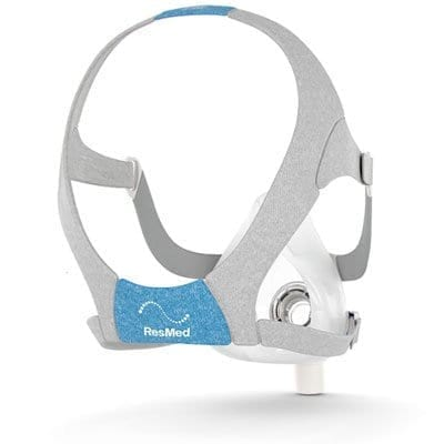 ResMed AirTouch™ F20 Full Face CPAP / BiPAP Mask with Headgear
